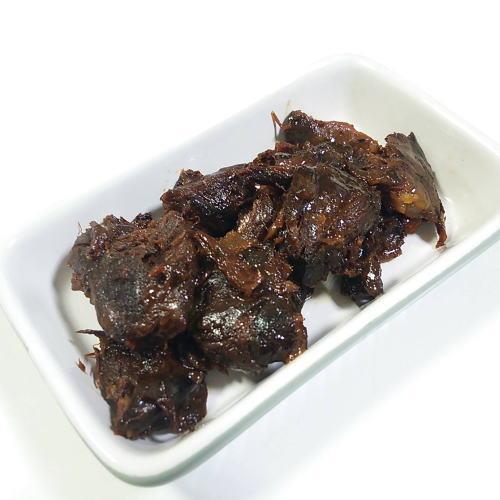 まぐろの佃煮(マグロのカブト頬肉使用)