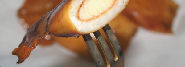 カマンベールチーズのチーズいか