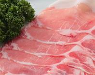 ガーリックポークのしゃぶしゃぶ肉(国産豚肉)