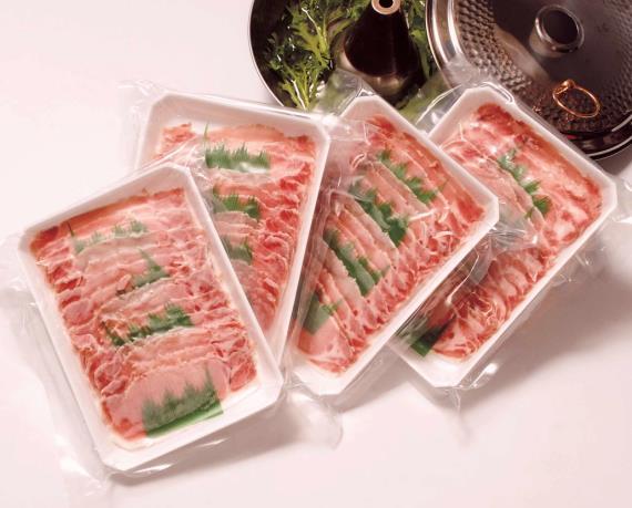 青森県産高級豚肉