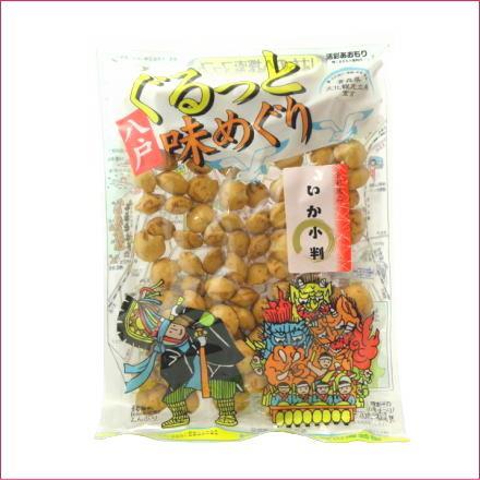 いか小判(豆菓子)