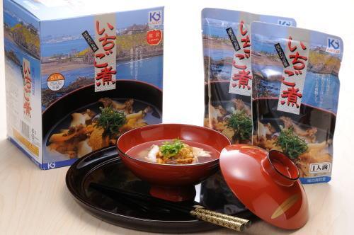 いちご煮スープ5個セット