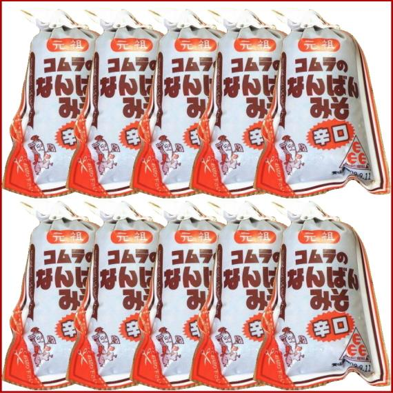 コムラの南蛮味噌 辛口