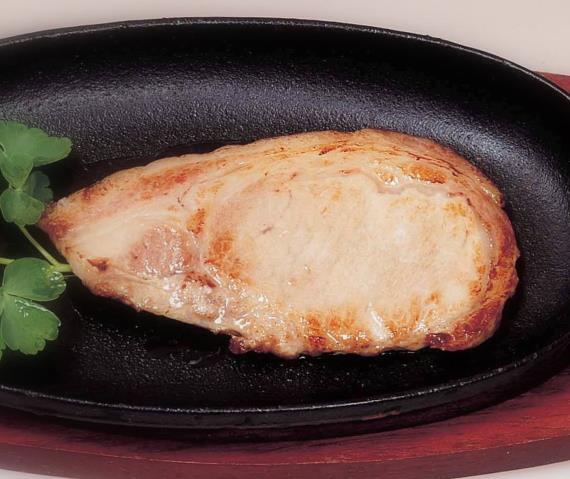 肉質も柔らかく上品な豚肉です。
