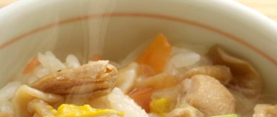 青森地鶏シャモロックの炊込みご飯の素