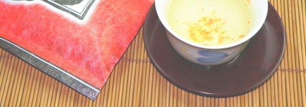 体にとっても良い健康茶